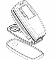 爱色丽500 系列分光密度仪简要使用说明