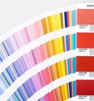 PANTONE+ Solid Coated-V3里面都有哪些颜色?