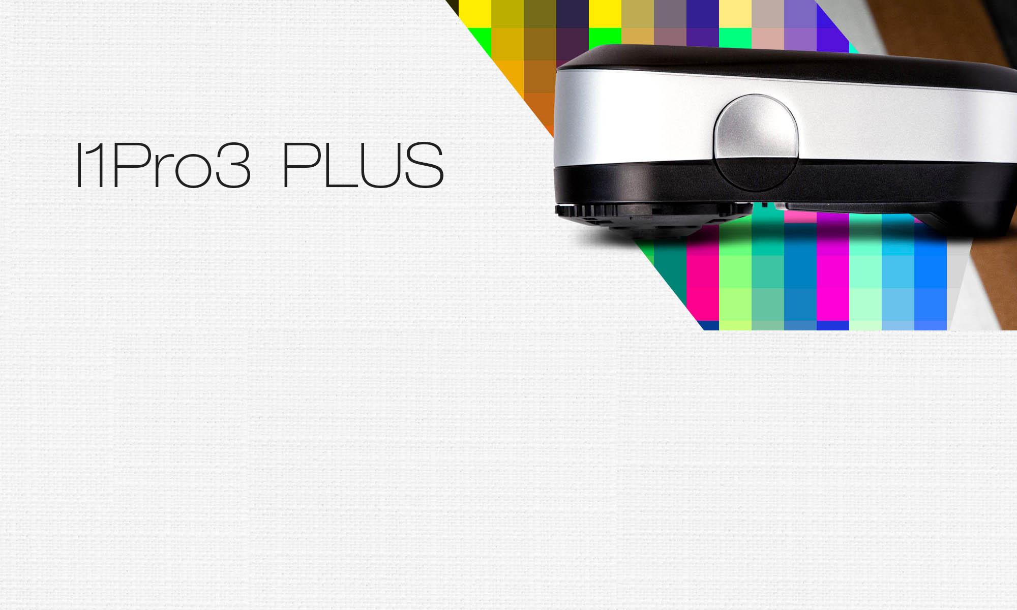 X-Rite最新款分光仪i1pro3发布
