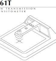 爱色丽透射密度仪361T如何校正? 详述校正方法