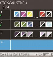 eXact屏幕上的图标含义(爱色丽官方文件,全)